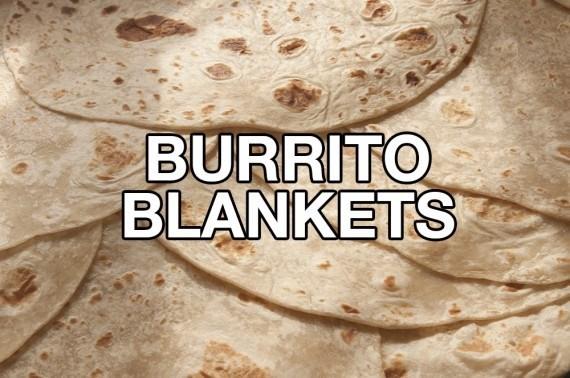 Roti - BURRITO BLANKETS