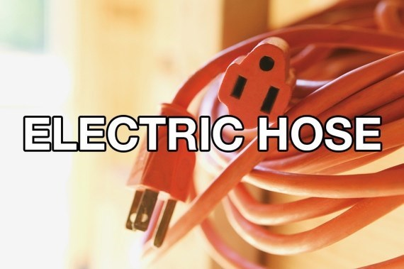 Red - ELECTRIC HOSE