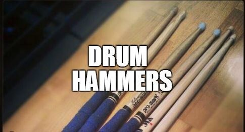 Drum stick - DRUM HAMMERS vic