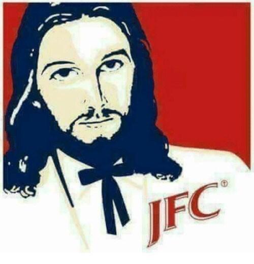 Facial hair - JFC