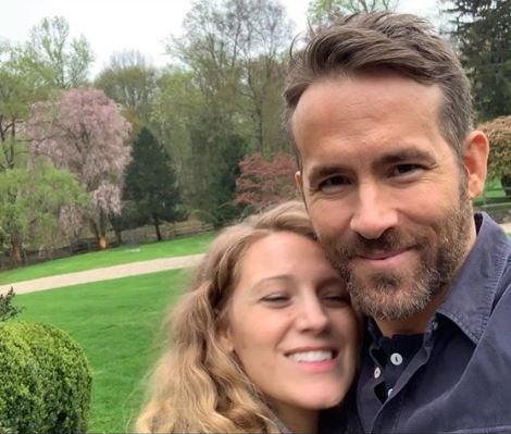 ryan reynolds blake lively - Hair