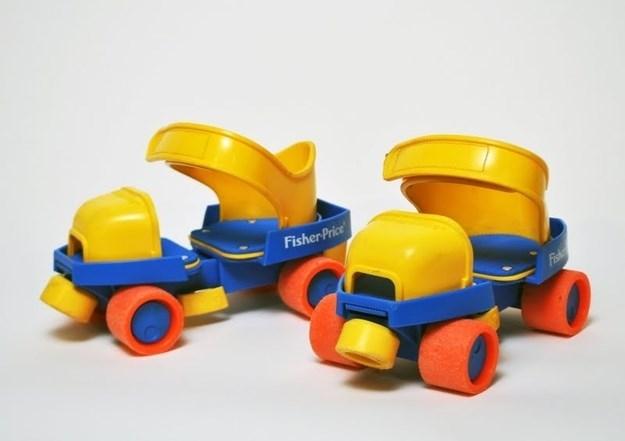 nostalgia - Toy - Fisher Price Fish