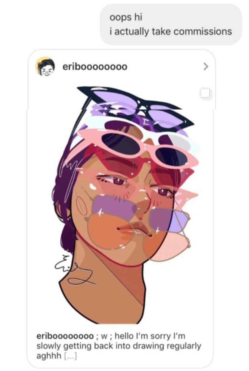 cheap - Face - oops hi i actually take commissions eriboooooo00 > eriboooooooo; w ; hello I'm sorry I'm slowly getting back into drawing regularly aghhh ...]