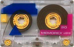 70s 80s nostalgia - Automotive tire - 90 МЕМOREX аBs ч