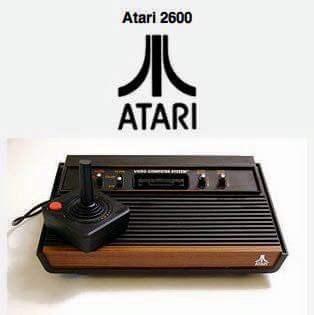 70s 80s nostalgia - Electronic instrument - Atari 2600 ATARI