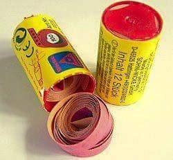 70s 80s nostalgia - Pink - 045525 Htingen Inhalt 12 Stück