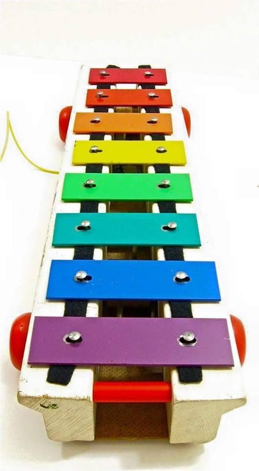70s 80s nostalgia - Xylophone