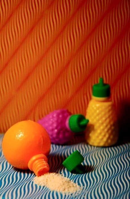 70s 80s nostalgia - Orange