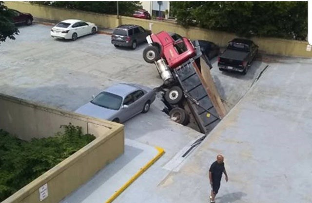 fail - Vehicle