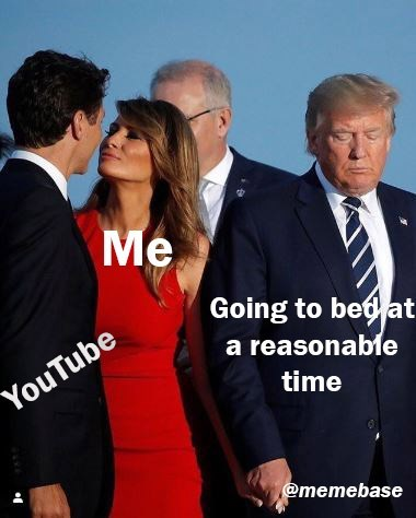 Suit - Suit - Me Going to beg at a reasonable YouTube time @memebase