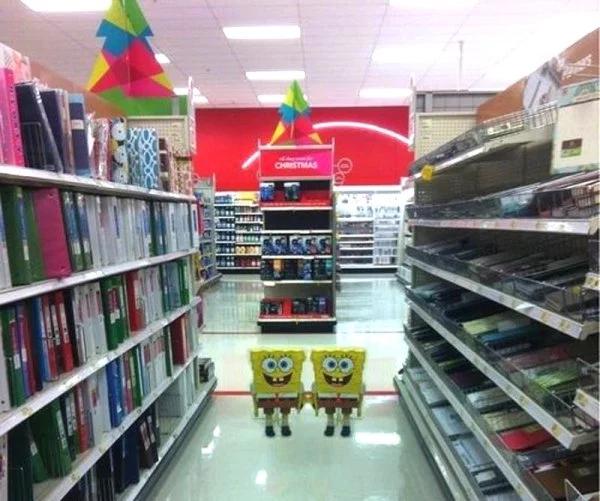 target - Supermarket - CHRISTMAS