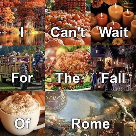 Drink - Can'tWait Fall For The Roman S.POR pesting Of Rome