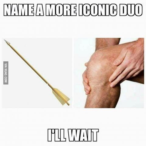 Joint - NAME A MORE ICONIC DUO FLL WAIT VIA 9GAG.COM