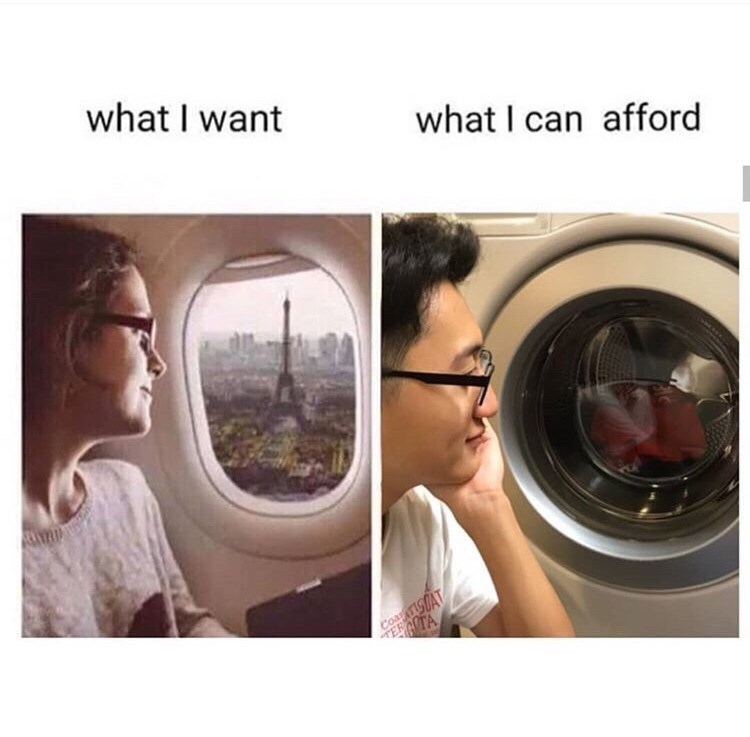 Face - what I want what I can afford CONTISIAT
