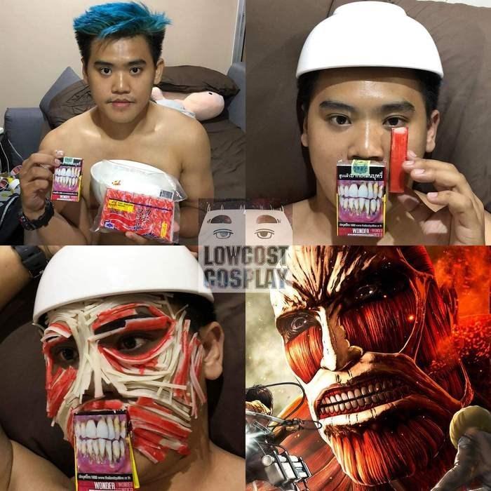 cosplay - Face - WONDER LOWCOST COSPLAY WONDER W
