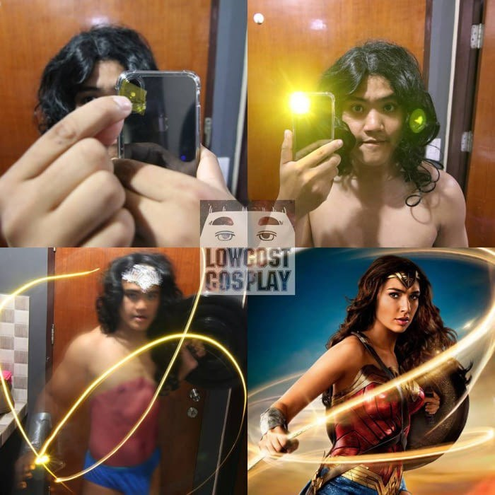 cosplay - Fictional character - LOWCOST COSPLAY