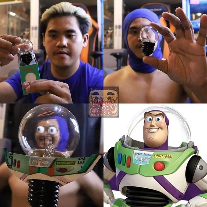 cosplay - Selfie - SPACE FANLIGHTYEAR HT