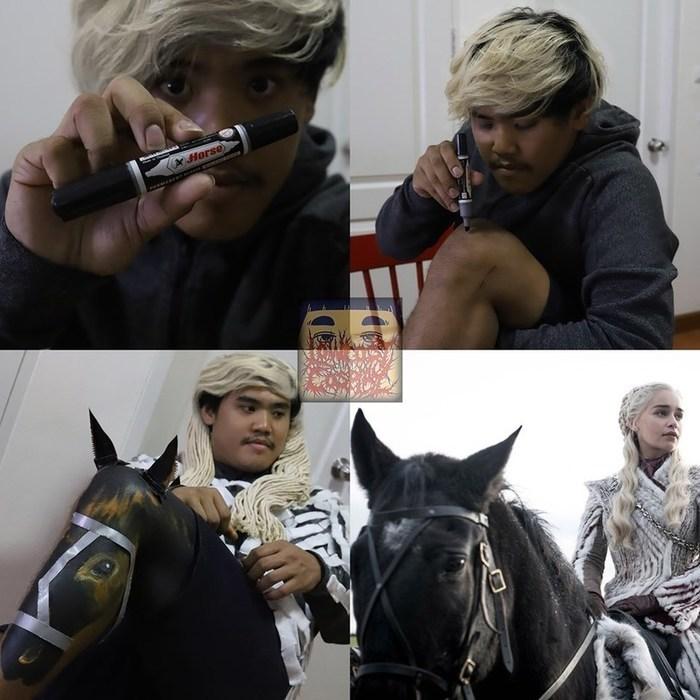 cosplay - Horse - Horse