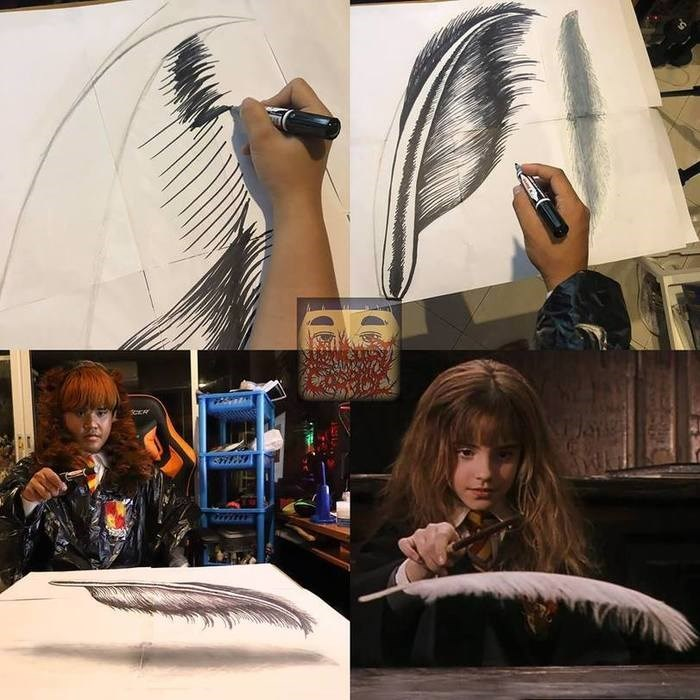 cosplay - Feather - ER
