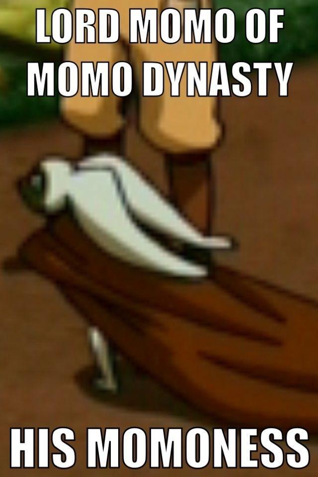 Cartoon - LORD MOMO OF MOMO DYNASTY HIS MOMONESS