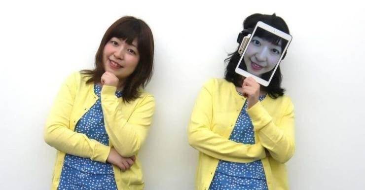 weird japan - Yellow