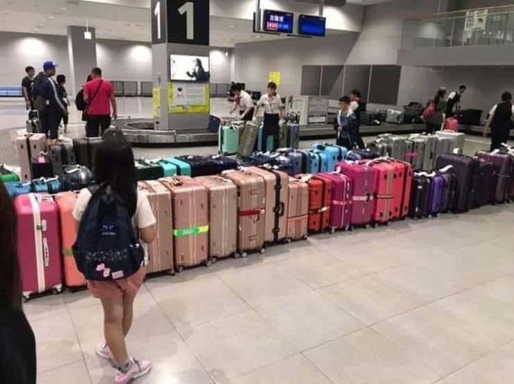 weird japan - Baggage - e