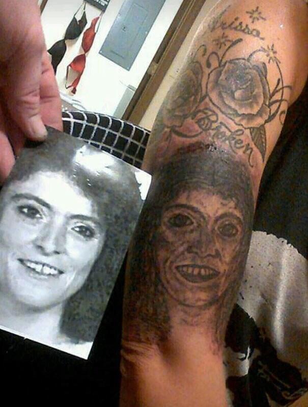 cringe tattoo - Tattoo - Boken