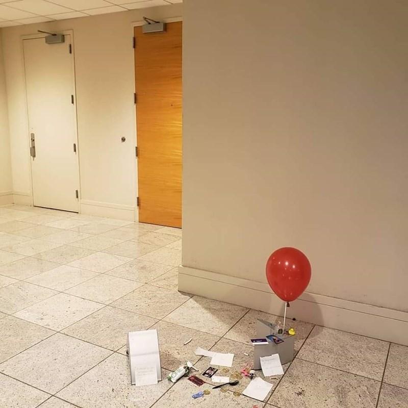 fedex - Floor