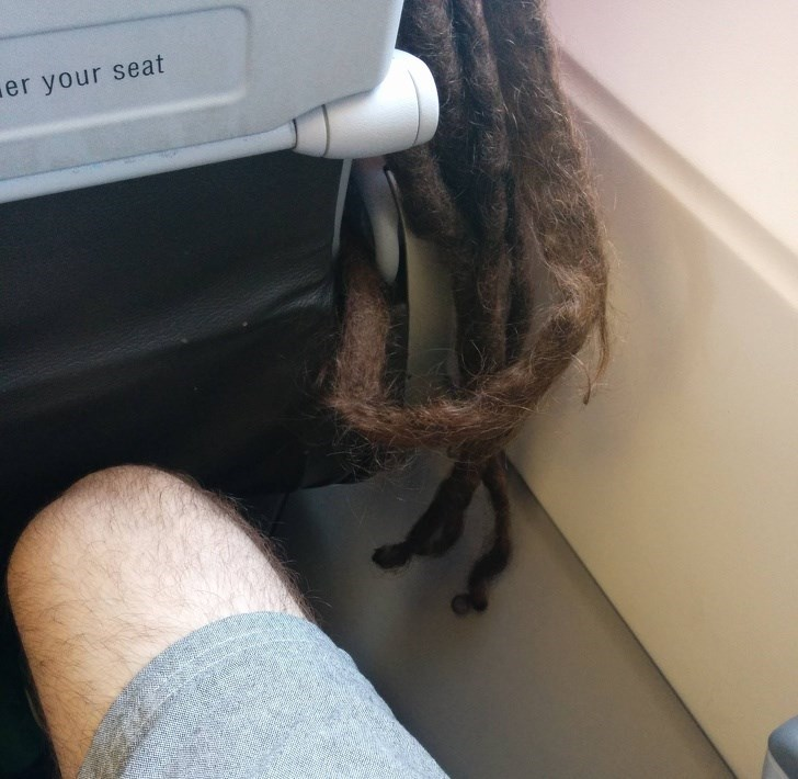 Hair - er your seat