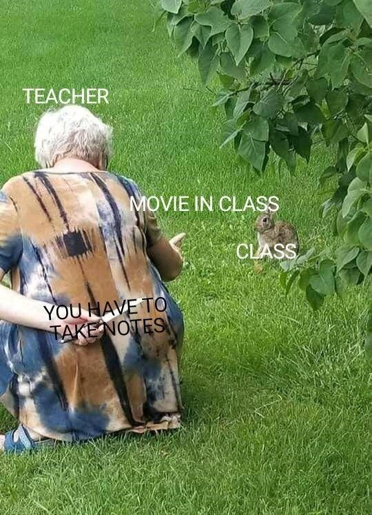 Grass - TEACHER MOVIE IN CLASS CLASS YOU HAVE TO TAKE NOTES
