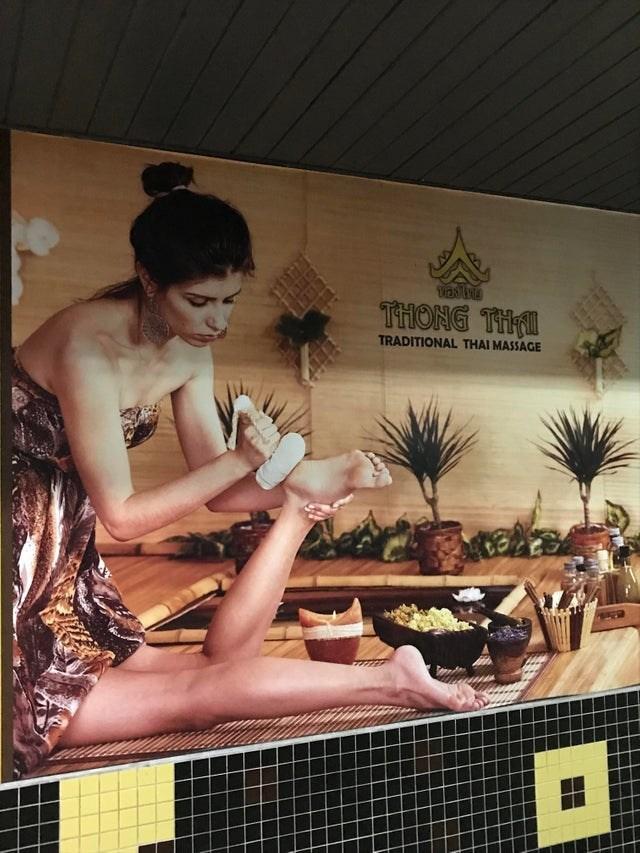 Leg - THONG TH TRADITIONAL THAI MASSAGE