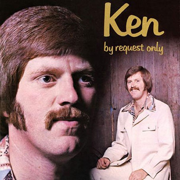 Album cover - Ken by request only