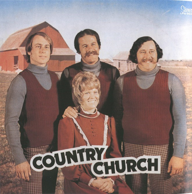 People - Stee LPS-9 COUNTRY CHURCH