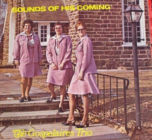Pink - SOUNDS OF HIS COMING ClesClosp laires Trio