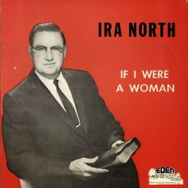 Text - IRA NORTH IF I WERE A WOMAN EDEN