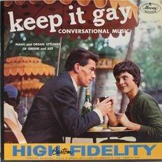 Movie - keep it gay CONVERSATIONAL MUSIC naNO O40AN STRA 24 HIG FIDELITY