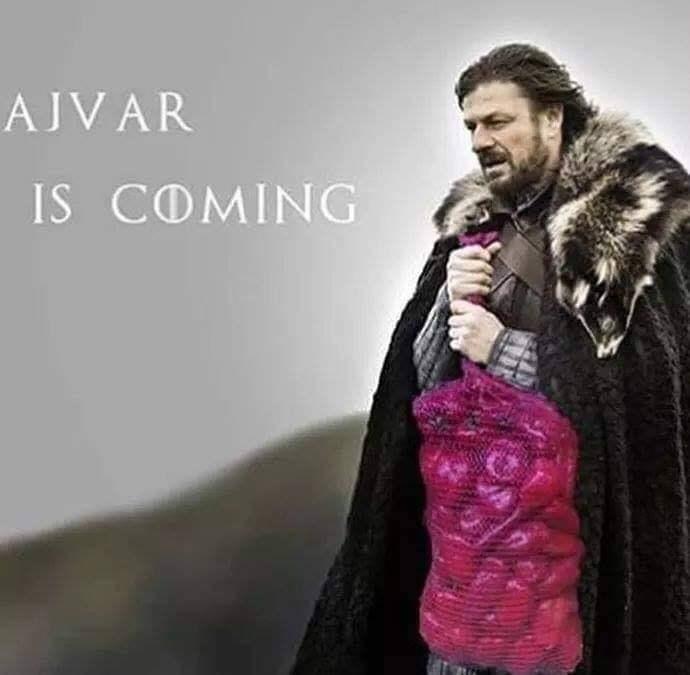 Fur - AJVAR IS COMING