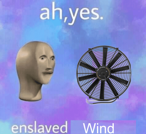 Text - Product - ah,yes. enslaved Wind