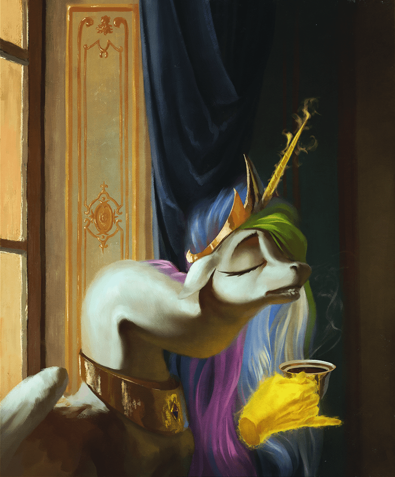 bra1neater princess celestia - 9357373440
