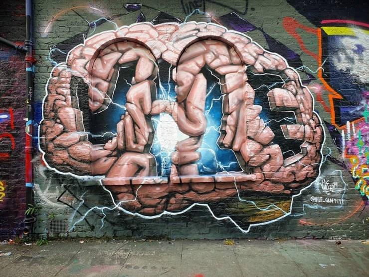 Graffiti - eWLE GANFHTT