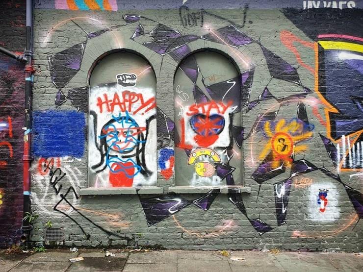 Graffiti - HAP