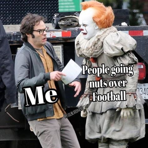 Human - People going nutsover Football04 Me FULLDEARDND