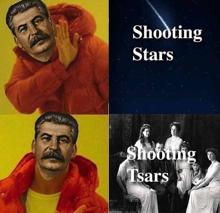 Album cover - Shooting Stars Shobung Tsars