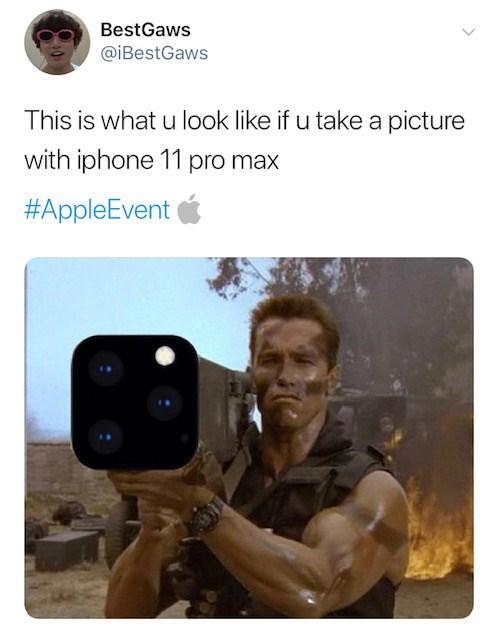 Best Memes Reactions To Apple S Iphone 11 Release 21 Tweets Memebase Funny Memes