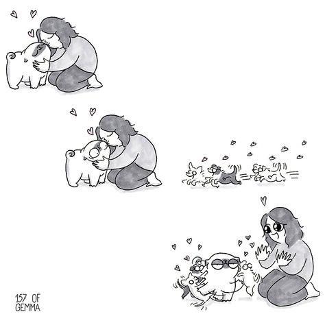 Cartoon - 157 OF GEMMA