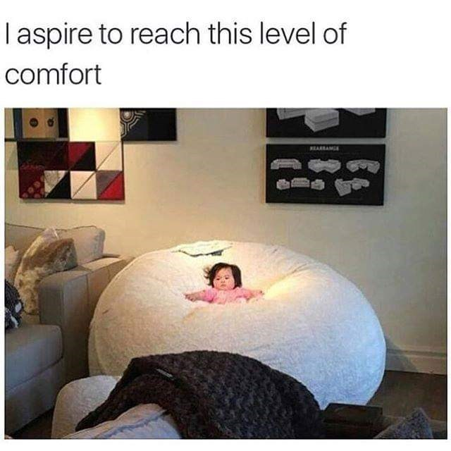 Text - I aspire to reach this level of comfort EAREANCE