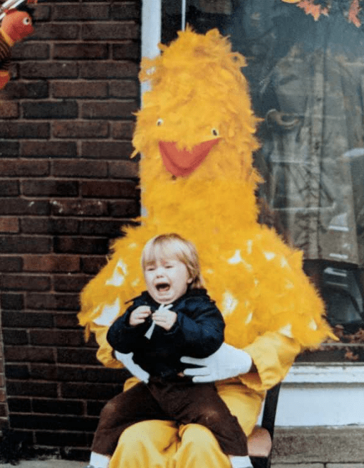 cursed images - Yellow