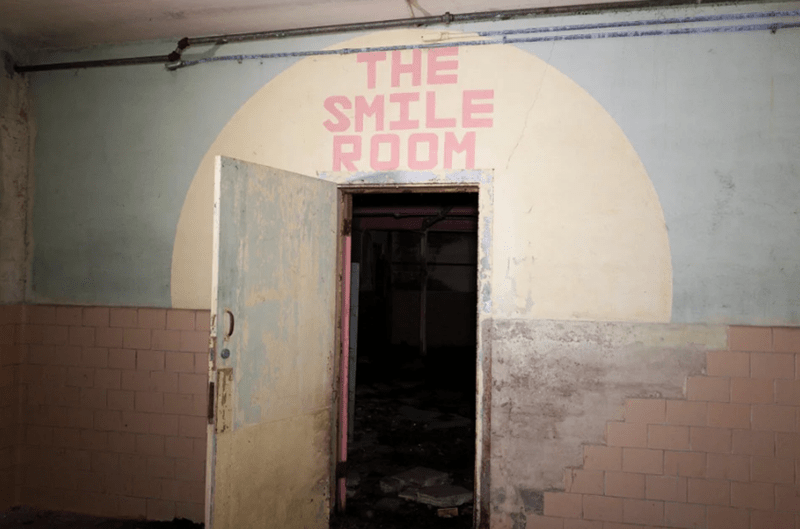 cursed images - Wall - THE SMILE ROOM