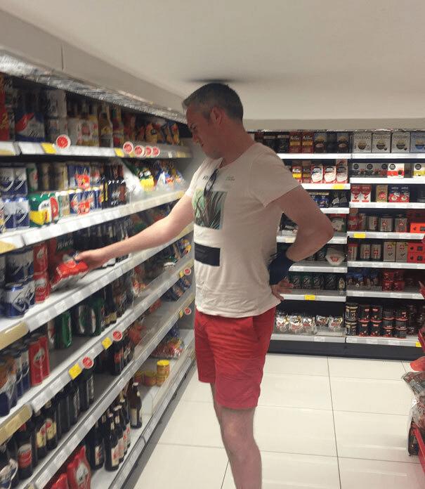 Supermarket - SOSNGO oMON