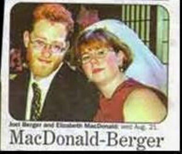 Photo caption - erger MacDonald-Berger